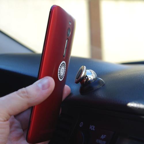 magnetyczny uchwyt na telefon